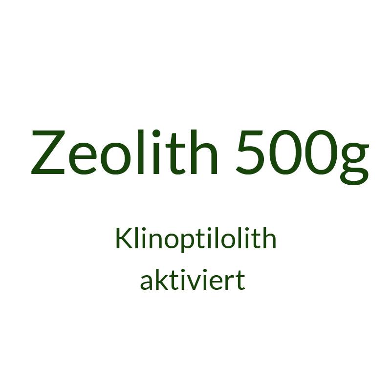 Klinoptilolith 500g