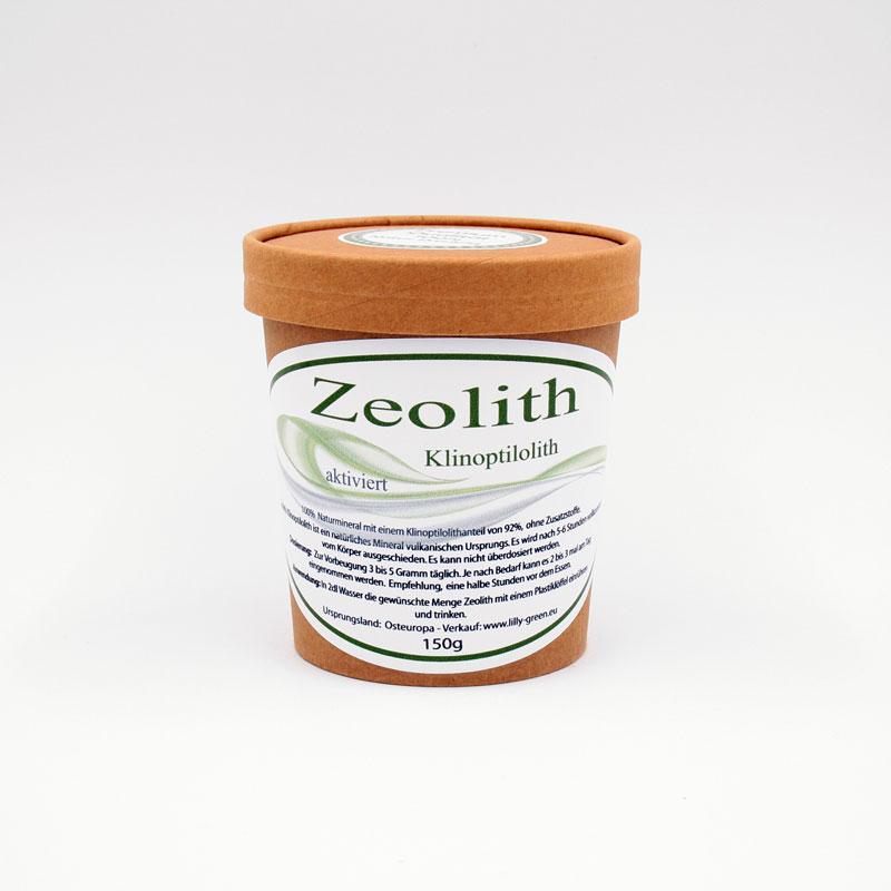 Zeolithpulver 150g