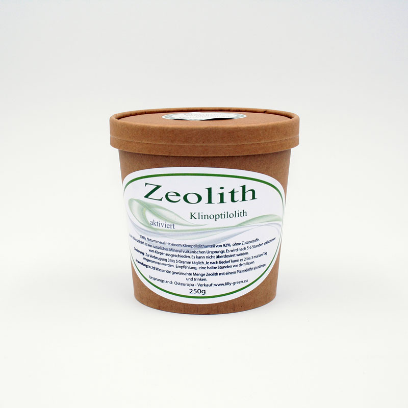 Zeolithpulver 250g
