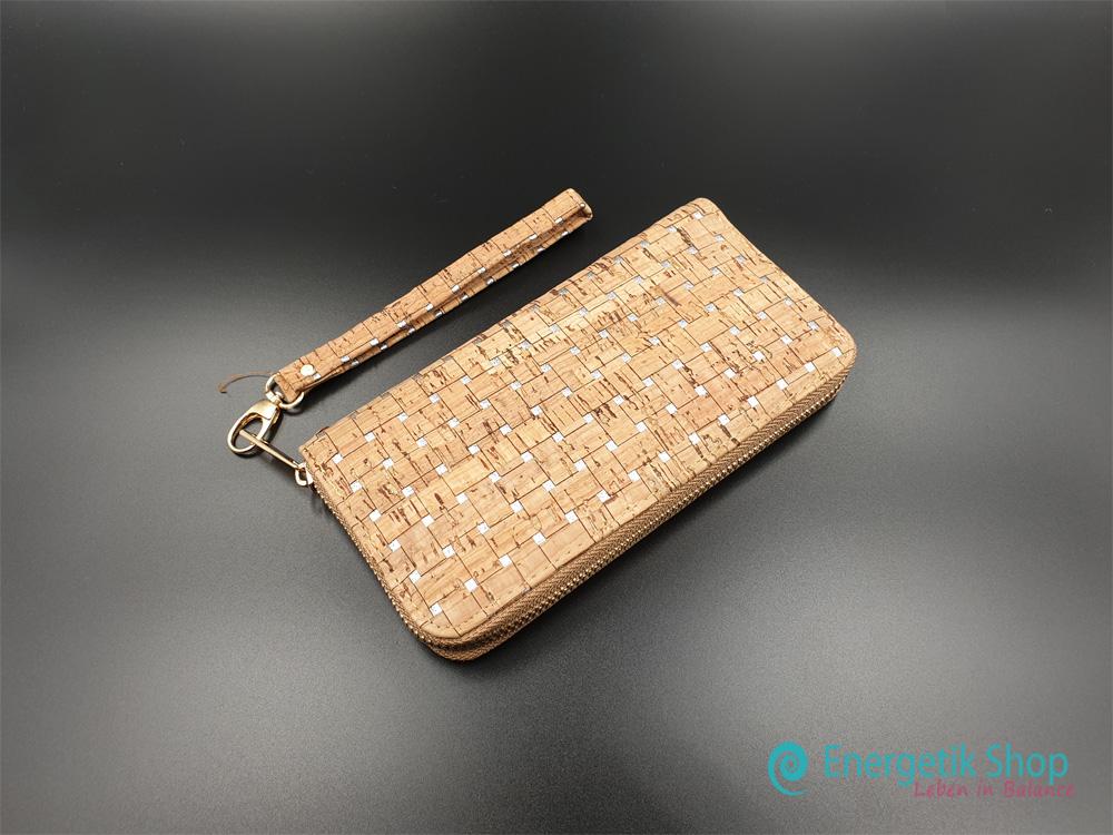 Kork Brieftasche